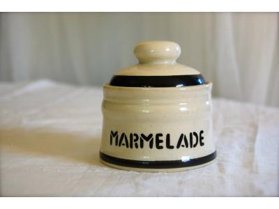Marmeladeskål