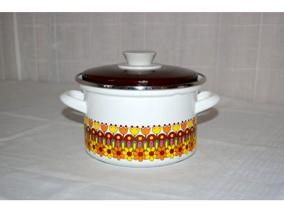 Retro kasserolle