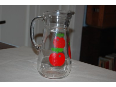 Glassmugge epler