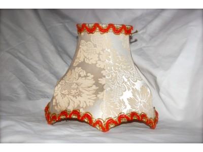 Vintage lampeskjerm