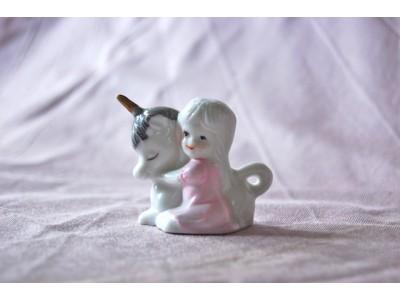 Figur i porselen