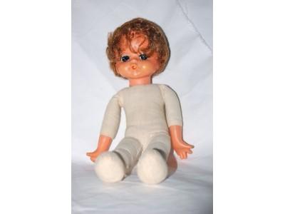 Vintage dukke