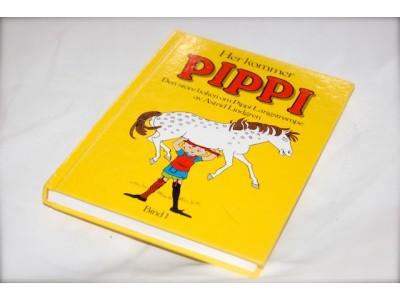 Her kommer Pippi